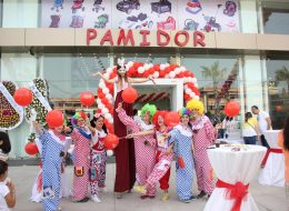 Palyaço Kiralama Balon Süsleme ve Tahta Bacak Gösterisi İzmir