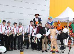 Bando Ekibi Kiralama ve Tahta Bacak Gösterisi İzmir