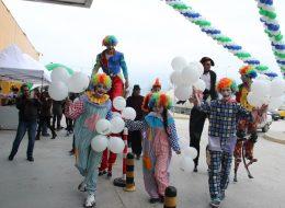 Baskılı Balon Temini ve Tahta Bacak Gösterileri İzmir