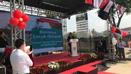 Temel Atma Töreni Organizasyonu İzmir