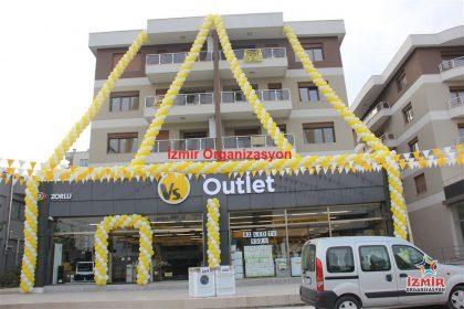 Vs Outlet Açılış Organizasyonu İzmir Organizasyon