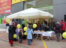 İzmir Lokma Dağıtımı Yıl Dönümü Kutlaması İzmir