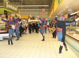 Dans Ekibi Kiralama ve Dans Gösterisi İzmir