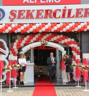 Pazarlama Tanıtım Ağırlıklı AVM Açılış Organizasyonu İzmir Organizasyon