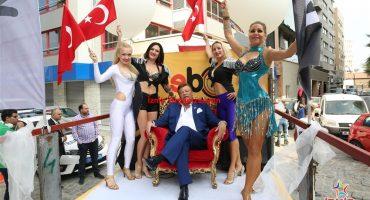 Ünlü Sanatçı Temini ve Dans Gösterileri İzmir Organizasyon