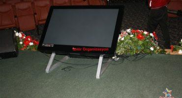 Led Ekran ve Ekipman Kiralama İzmir Organizasyon