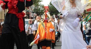 Kipa Yıl Dönümü Etkinlikleri Tahta Bacak Gösterisi İzmir Organizasyon