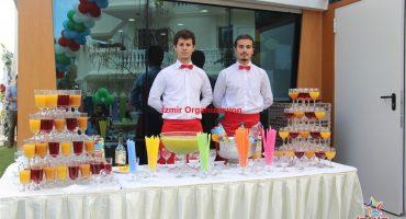 Kokteyl Organizasyonu Ikram ve Catering Hizmetleri İzmir Organizasyon