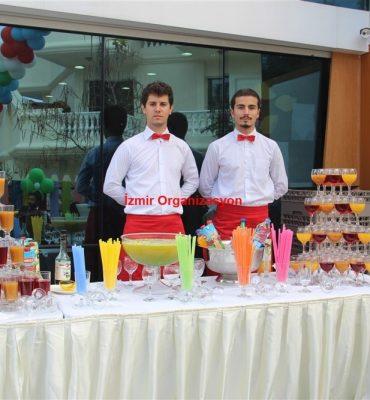 İzmir Kokteylli Açılış Organizasyonu İzmir Organizasyon