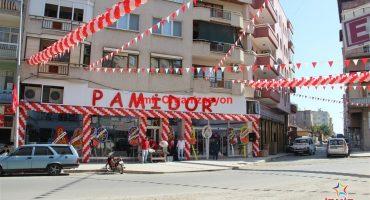 İzmir Gaziemir Pamidor Açılış Organizasyonu İzmir Organizasyon