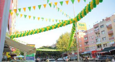 Bayrak Süsleme Açılış Organizasyonu İzmir