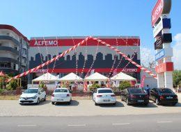 Finike Alfemo Mağazası Açılış Organizasyonu İzmir Organizasyon