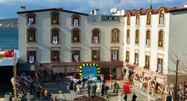 Ayvalık Bacacan Otel Açılış Organizasyonu