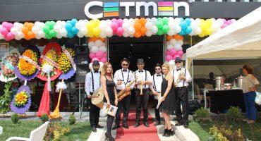 Çetmen Karşıyaka Açılış Organizasyonu Bando Ekibi İzmir Organizasyon